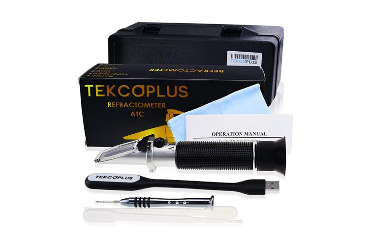 refractometre TekcoPlus avis